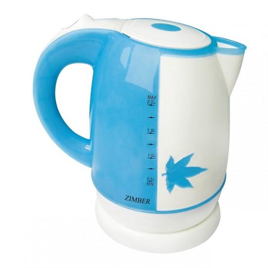 Чайник с корпусом из пластмассы