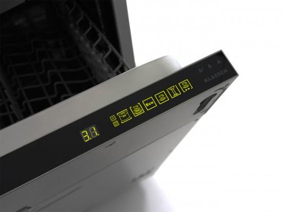 Чем больше функций у посудомоечной машины, тем выше будет ее стоимость