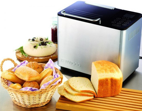 Компактный прибор позволит всегда иметь на столе свежий домашний хлеб