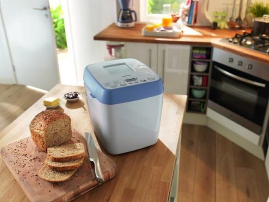 Выбрав подходящую форму хлебопечки, вы сможете оптимально разместить ее на кухне
