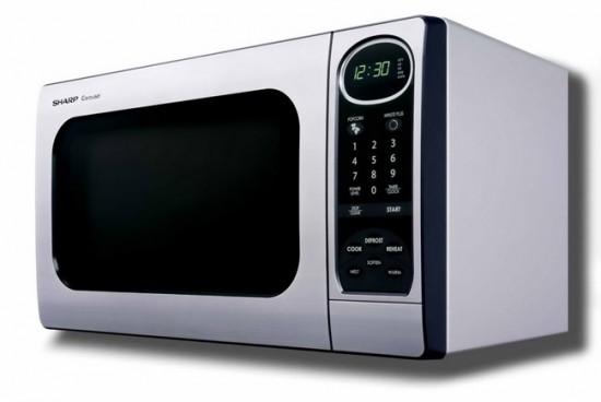 Микроволновая печь для разогрева готовых блюд