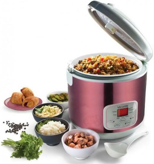 Мультиварка позволяет приготовить блюдо, не тратя на это время