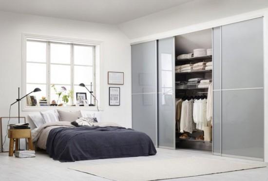Вметительный шкаф с дверями-купе