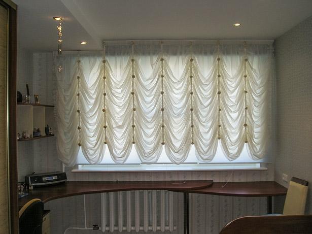 Как повесить шторы: 101 фото оформления 39