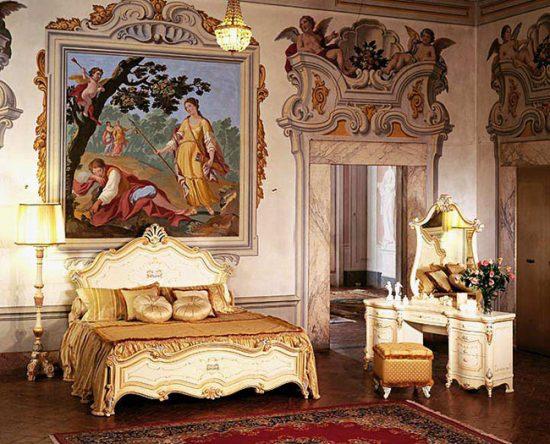 Картина в стиле барокко