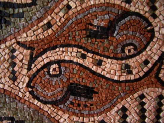Мозаика в римской технике