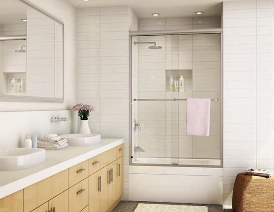 Каркасные шторки для ванны
