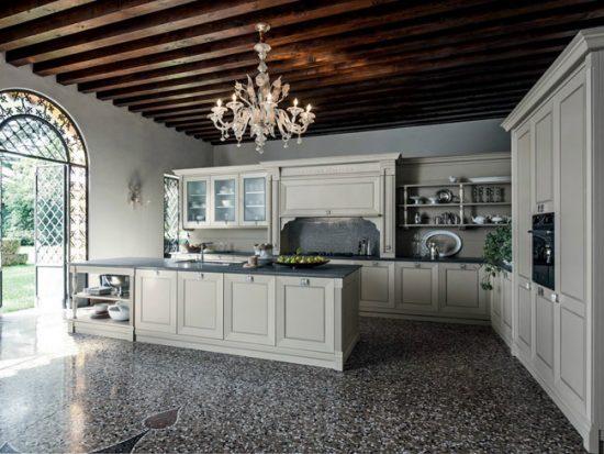 Классическая кухня Cesar