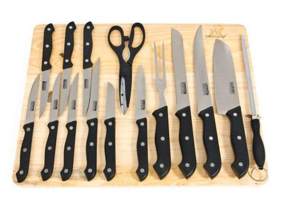 Если вам не нужны все виды ножей, то можно купить необходимые экземпляры отдельно