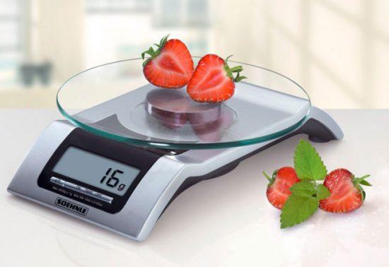 Весы будут очень полезны, если вы любите готовить строго по рецепту