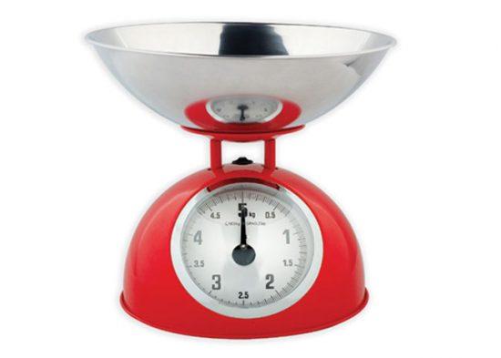 Механические кухонные весы