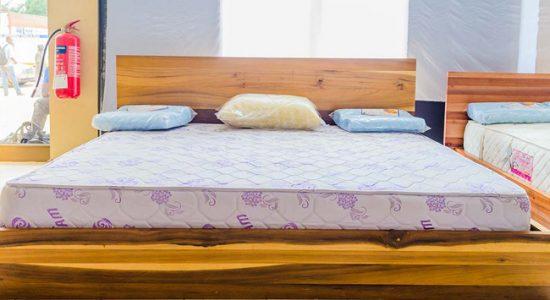 Матрас должен соответствовать размерам кровати