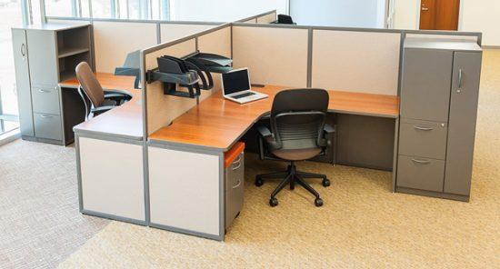 Для офиса мебель должна быть максимально функциональной