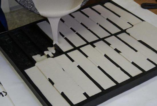 Изготовление облицовочного кирпича