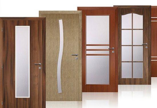 Выбирайте двери так, чтобы они гармонировали с интерьером
