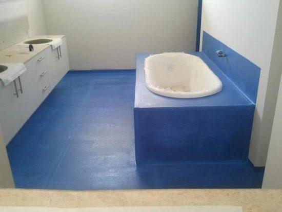Гидроизоляция стен и пола в ванной