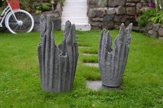 gorshki-dlya-cvetov-svoimi-rukami-5-550x366 Уличные горшки для цветов своими руками: как сделать