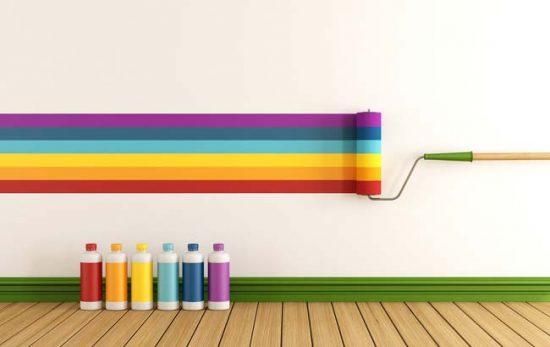 Учитывайте влагостойкость краски для разных комнат