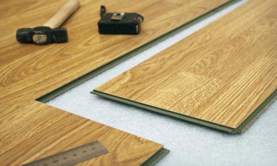 Для помещений с высоким уровнем влажности выбирайте устойчивые покрытия