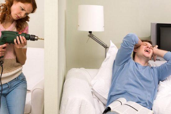 Можно сделать шумоизоляцию всей квартиры или только одной стены