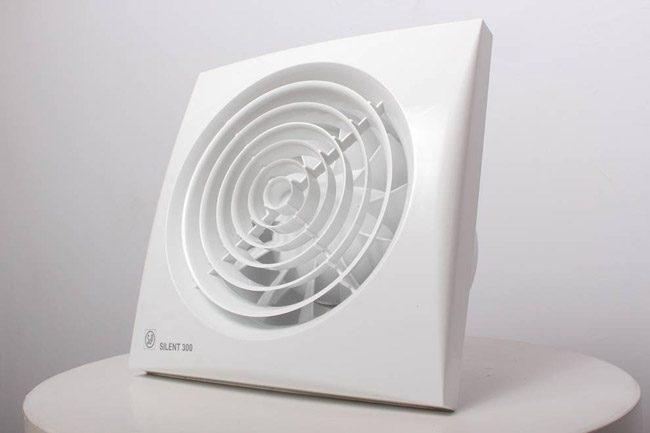 Вентилятор Silent
