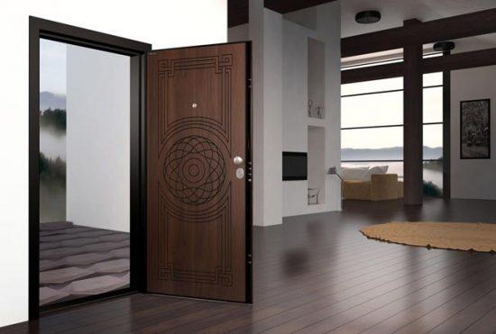 Бронированные двери не только защитят от взлома, то и от пожара