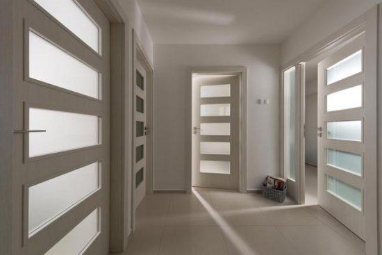 Выбирайте двери под стиль интерьера