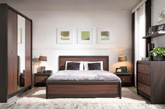 Расположение мебели зависит от размера и формы комнаты