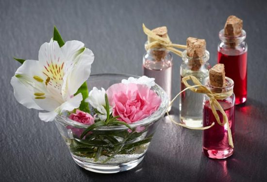 Эфирные масла способны дарить аромат вашему дому  около недели