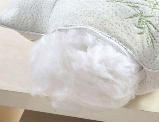 Подушка с бамбуковым волокном