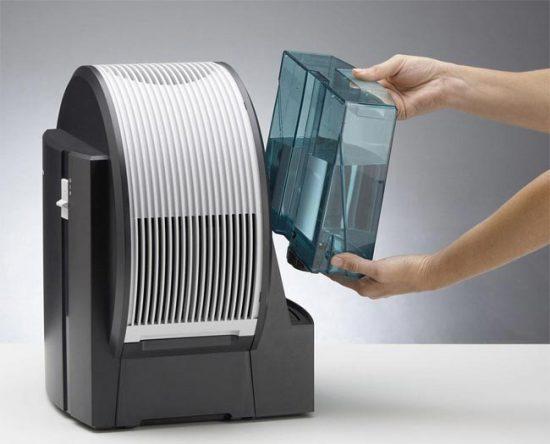 Очиститель воздуха с системой увлажнения