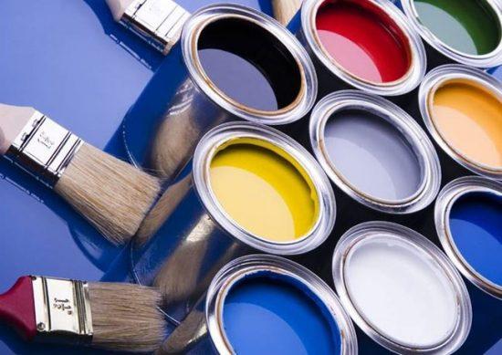 Учитывайте фактуру краски при выборе