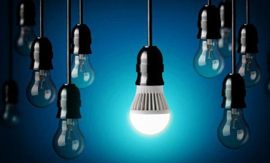 Выбирайте лампы по размеру цоколя