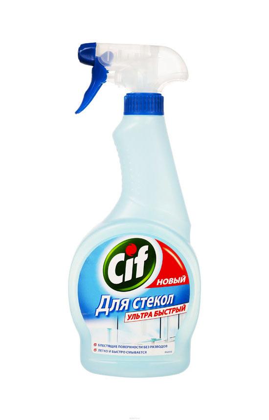 Средство для мытья окон Cif