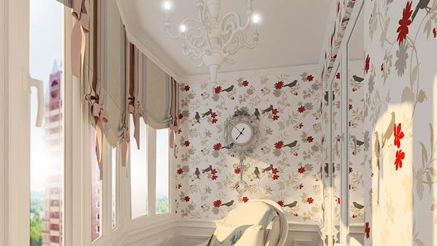 kak-oformit-okno-na-balkone-delaem-pomeshhenie-komfortnyim-10 Как сшить шторы на балкон своими руками