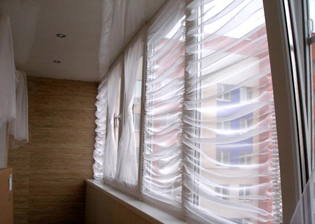 shtory-na-balkon1 Как сшить шторы на балкон своими руками