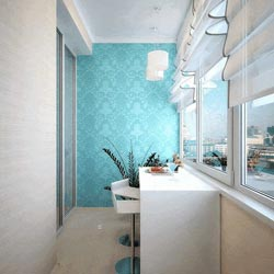 Пошив штор на балкон