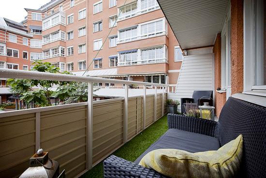 Выбор материала для балкона на пол
