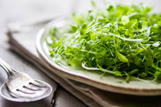 Зелень и витамины