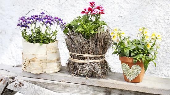 Материалы для подставки для цветов