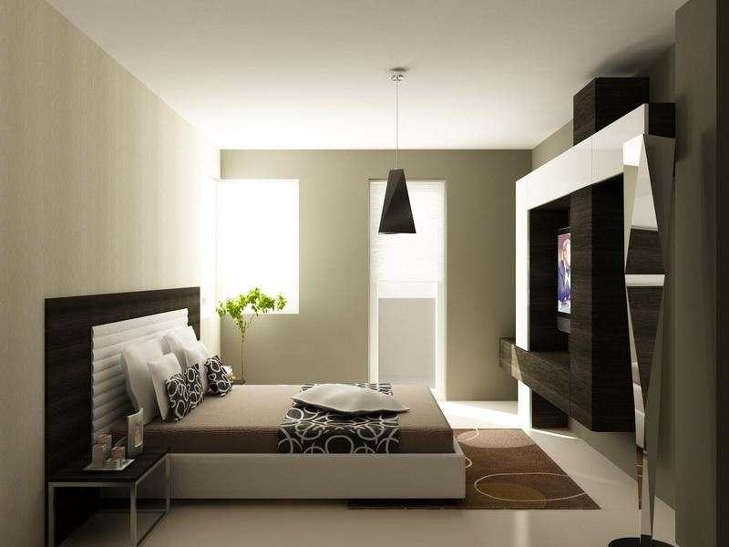 Интерьер и мебель спальни