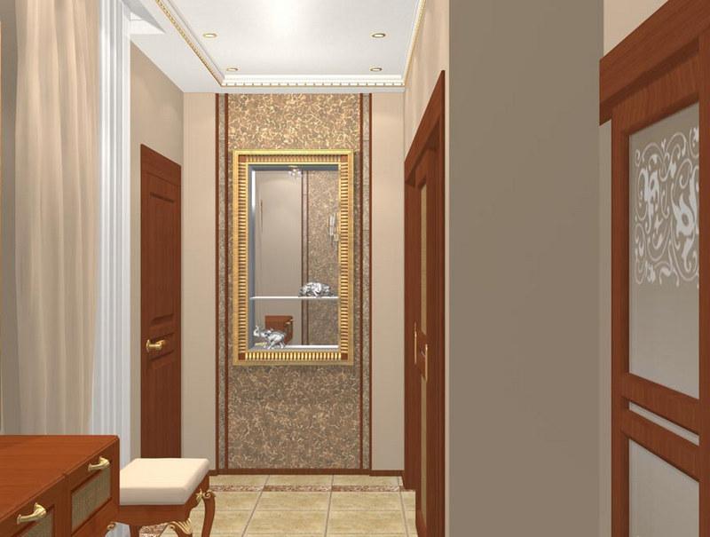 Подход к дизайну коридора
