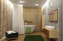 экологичная ванная