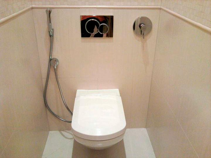 гигиенический душ для дома