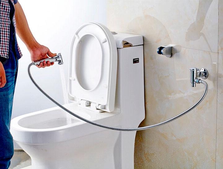 как пользоваться гигиеническим душем