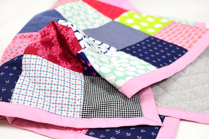 loskutnoe-odeyalo-svoimi-rukami-4 Как сшить лоскутное одеяло своими руками пошаговая инструкция