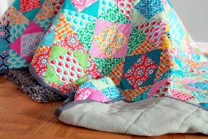 loskutnoe-odeyalo-svoimi-rukami-5 Как сшить лоскутное одеяло своими руками пошаговая инструкция