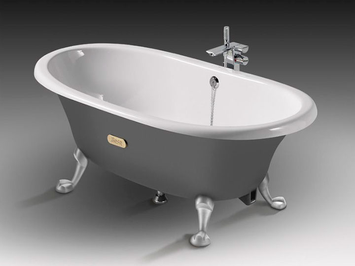 материал для изготовления ванны