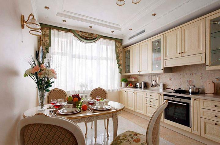 кухня классицизм