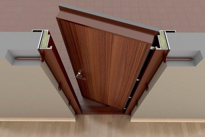 Если ширина двери и коробки превышает допустимый максимум, может потребоваться разрешение на перепланировку